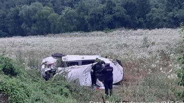 Sırp basketbolcu Kuzmic kaza geçirdi
