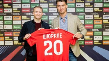 Andre Schürrle, Spartak Moskova ile anlaştı