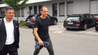 Michael Frey sağlık kontrolünden geçmek için Almanya'da