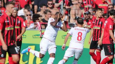 Köln, Freiburg karşısında son dakikada kazandı!
