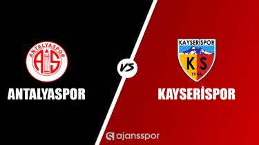 Antalyaspor - Kayserispor (Canlı Skor)