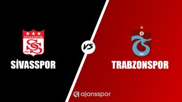 Sivasspor - Trabzonspor (Canlı Skor)