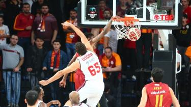Galatasaray Doğa Sigorta, Bahçeşehir'e karşı kazandı!