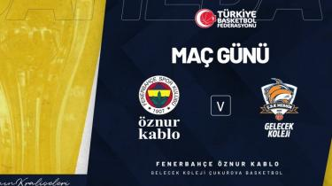 Fenerbahçe - Çukurova Basketbol (Canlı Skor)