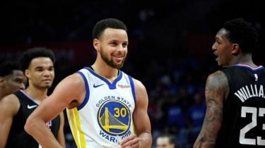 Golden State Warriors - Los Angeles Clippers (Canlı Skor)