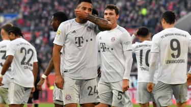 Bayern Münih - Leverkusen (Canlı Skor)