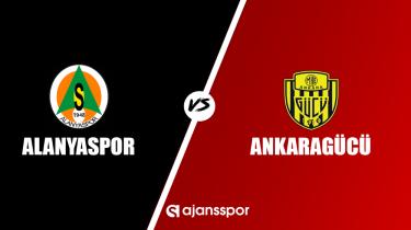 Alanyaspor - MKE Ankaragücü (Canlı Skor)