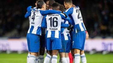 Hertha Berlin, Freiburg'u devirdi! 1-0