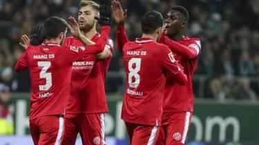Robin Quaison hat-trick yaptı, Mainz farklı kazandı! 0-5
