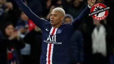 PSG'den Kylian Mbappe'ye yeni sözleşme!