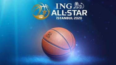 ING All-Star 2020'de İlk 5'ler belli oldu
