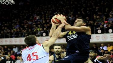 Fenerbahçe Beko, Gaziantep'te kaybetti! 81-70