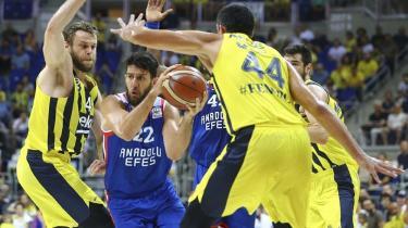 Avrupa Ligi'nde normal sezon Anadolu Efes'le başlayacak