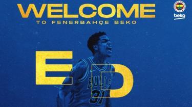 Jarell Eddie Fenerbahçe Beko'da!