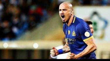 Maicon, Al Nassr'a transfer oldu!