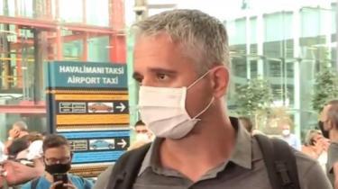 Igor Kokoskov, İstanbul'a geldi