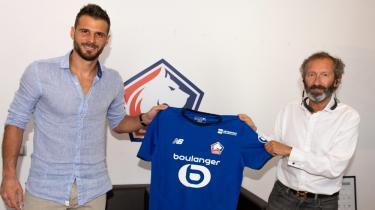 Lille, Napoli'den Yunan kaleci Karnezis'i transfer etti