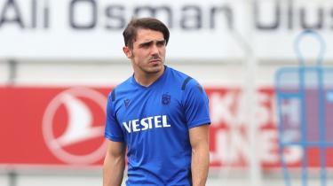Trabzonspor'da Abdülkadir Ömür sevinci