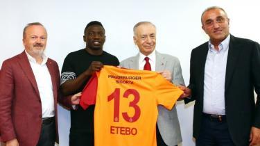 """Cengiz'den Etebo sözleri: """"Savaşçı bir karakter"""""""