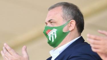 Bursaspor -3 puan cezası ile karşı karşıya