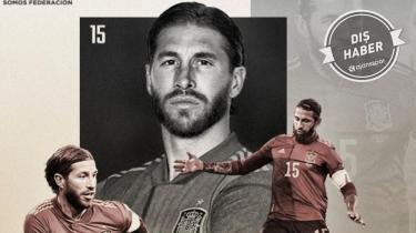 Sergio Ramos bir kez daha tarihe geçti!