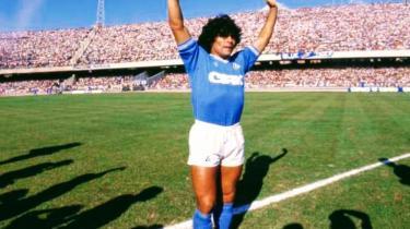 Ve beklenen oldu! Maradona Stadyumu...