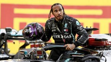 Lewis Hamilton'dan Webo'ya destek