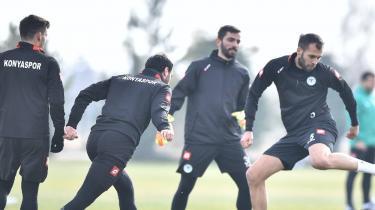 Konyaspor, Galatasaray galibiyetine hasret