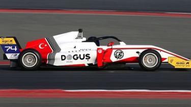 Formula 3 Asya'da Türk rüzgarı esti