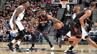 Rockets, Spurs'ü evinde duman etti!