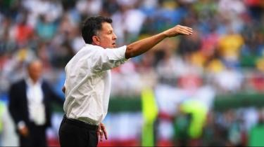 Juan Carlos Osorio: Taraftarlarımızdan özür diliyoruz