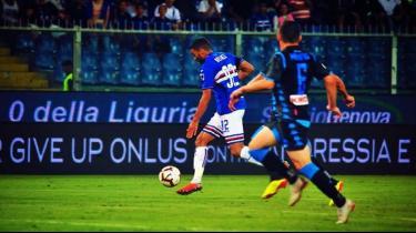 Sampdoria sahasında Napoli'yi mağlup etti