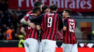 Milan, sahasında Sampdoria'yı mağlup etti