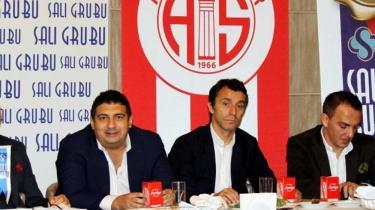 """""""Antalyaspor şehrin en büyük markasıdır"""""""