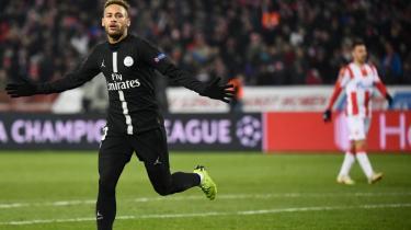 Paris Saint-Germain lider olarak bir üst tura yükseldi