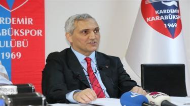 """Mehmet Yüksel: """"Mücadelemizi sonuna kadar vereceğiz"""""""