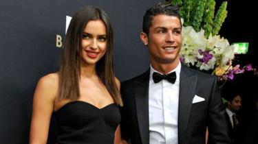 Flaş iddia! Irina ve Ronaldo...