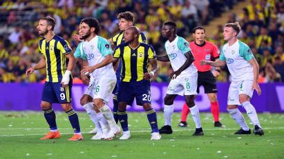 Fenerbahçe lige 3 puanla merhaba dedi!