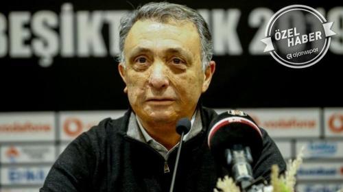 Beşiktaş'ın geleceği Ekşi'ye teslim!
