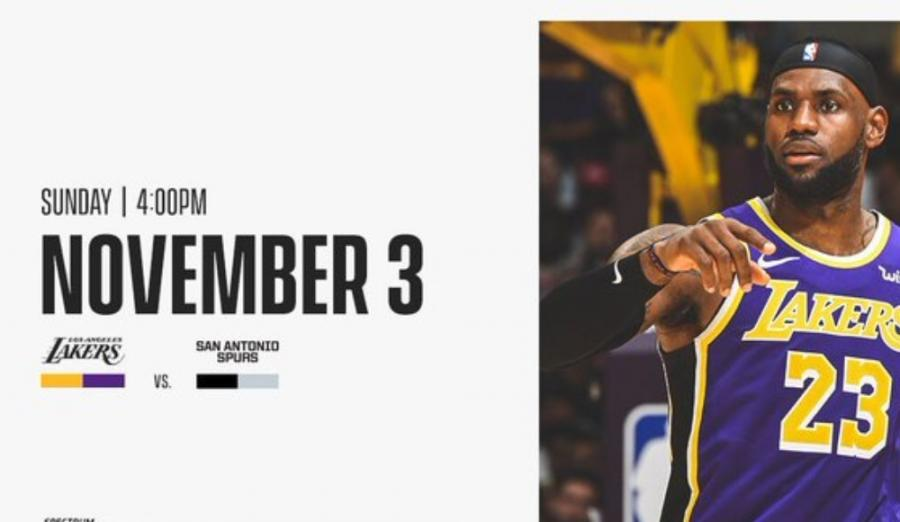 San Antonio Spurs - Los Angeles Lakers (Canlı Skor)