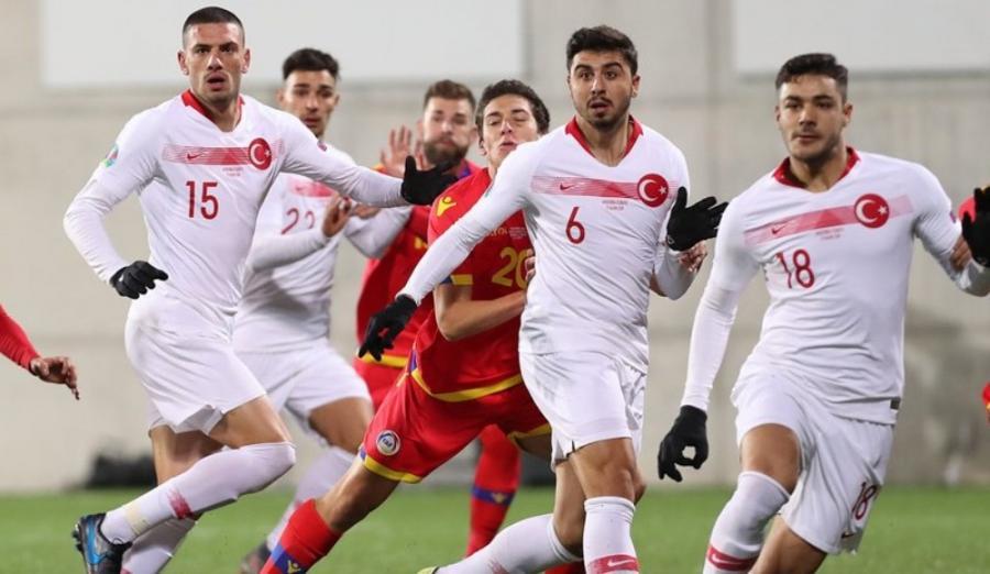 """Ozan Kabak: """"Çok mutlu ve gururluyum"""""""