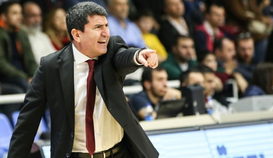 """Ertuğrul Erdoğan: """"Daha iyi basketbol oynamamız lazımdı"""""""
