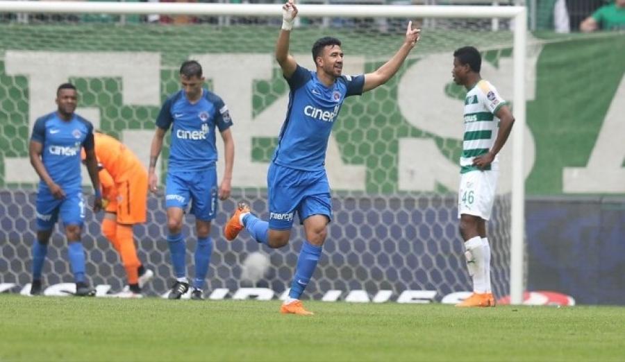 Kasımpaşa'nın en golcüsü Trezeguet oldu